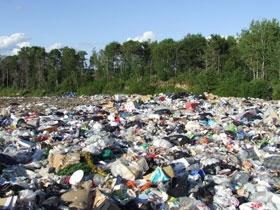 На окраине Первомайска свалку твердых бытовых отходов признали экологически опасным объектом