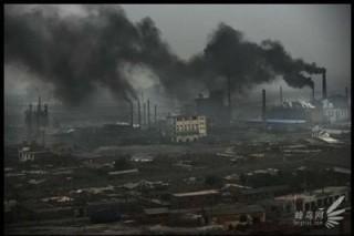 Города Китая на грани катастрофы