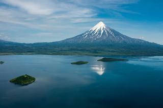 Ученые с Камчатки создали действующую модель вулкана