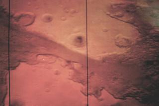 На Марсе есть условия для существования бактерий