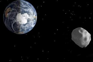 НАСА заявило о том, что в 2068 году астероид столкнется с Землей