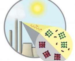 Новые материалы уменьшат выбросы углекислого газа