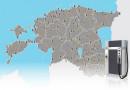 Первая в мире сеть зарядных станций для электромобилей в Эстонии