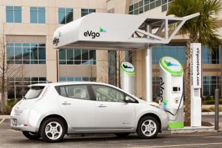 Стратегию развития станций для быстрой зарядки в США на днях представила компания Nissan