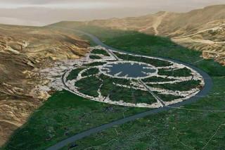 Экосистему Нила сможет спасти плавающий город