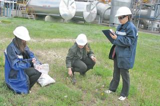 «Газпром» объявил 2013 год — Годом экологии