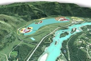 Пока не найдены причины снижения уровня воды в Алтайском озере