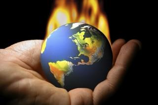 Для того чтобы предотвратить глобальное потепление, необходимо меньше работать
