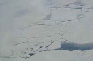 В январе 2013 года в Арктике резко увеличилось количество метана