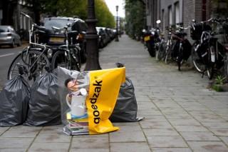 Голландский мусор будет полезнее и красивее