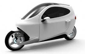Lit Motors С-1 это электрический мотоцикл из будущего