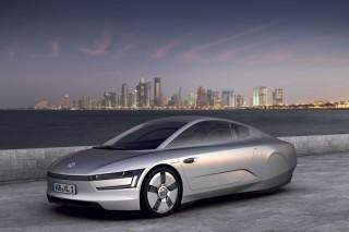 Самым экономичным серийным гибридом в мире признали Volkswagen XL1