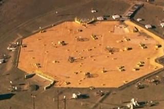На ядерном могильнике в США произошла утечка отходов