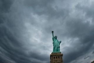 Зимний шторм не смог парализовать Нью-Йорк