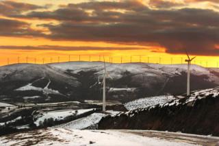 В Испании энергии ветра достаточно для освещения всех домов