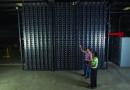 Поддержка электросетей вводом в эксплуатацию больших батарей