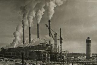 Старейшая электростанция в Эстонии отметила свое 100-летие