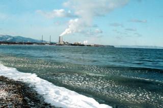 Целлюлозно-бумажный комбинат в Байкальске, перенесут в другое место