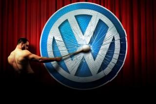 Гринпис Наконец-то заставила Volkswagen снизить выбросы углекислого газа