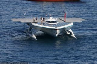 К экспедиции готовится Солнечная яхта PlanetSolar