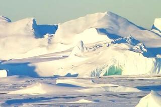 Новое исследование о формировании рельефа Антарктиды