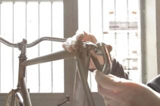 Bicycled — это велосипед, сделанный из автомобильного хлама
