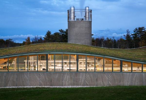 Биоэлектростанция для школы