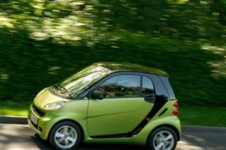 У корпорации Фиат самые экологичные автомобили