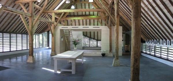 Эко-офис из старого амбара