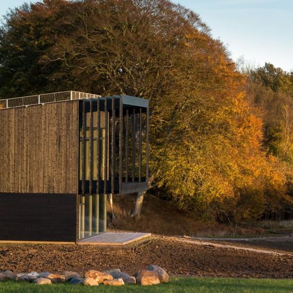 Культурно-образовательный центр в парке Хиндсгавл