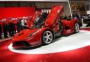 Разработан первый гибридный суперкар LaFerrari от «Красных коней»