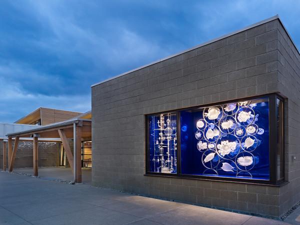 Образовательный центр на водоочистной станции