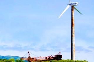 Осенью на Курилах появится ветродизельная электростанция