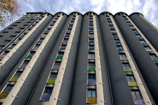 Студенческое общежитие в Грюнерлёкке