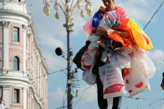 В Белгороде первокласница заставила чиновников начать борьбу с полиэтиленовыми пакетами