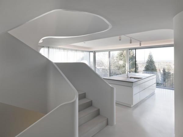 Ols House: современный жилой дом для семьи