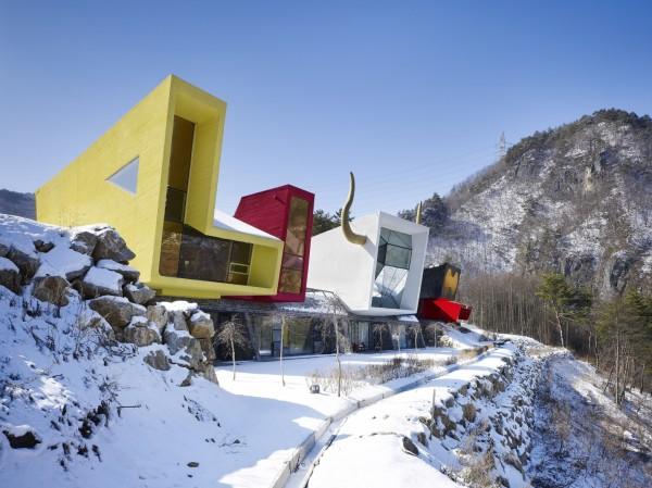 Безумный отель в Южной Корее