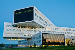 Новая энергоэффективная штаб-квартира Statoil