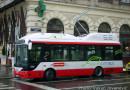 В центре Вены курсируют электробусы