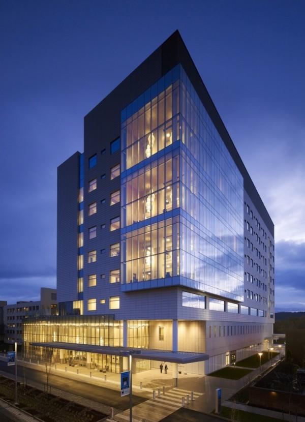 Энергоэффективная детская больница в Портленде