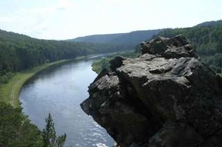 Ситуация со сбросот хромовых отходов в реку Чусовая взята под котроль министром экологии