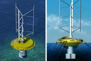 Япония: первая в мире плавающая гибридная электростанция
