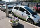 Количество электромобилей в Москве за год выросло в пять раз