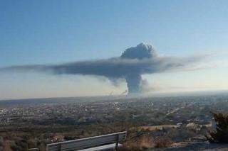 В деле по взрыву химического завода в Техасе арестовали подозреваемого