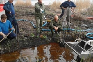 В Воронеже выяснили причину загрязнения водохранилища