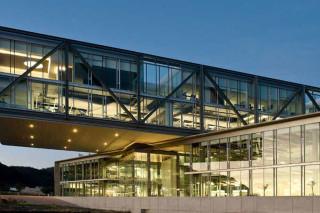 «Зеленая» штаб-квартира Cinepolis