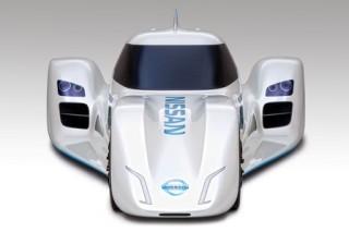 Nissan рассекретил электрический болид для марафона