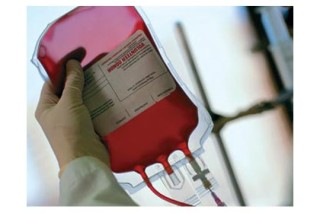 68-летний днепропетровец сдал 443 литра крови