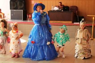 В Самарской области прошел конкурс экологических карнавальных костюмов «Эко-Мода» среди детей