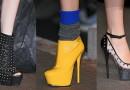 Высокий каблук провоцирует серьезные проблемы со здоровьем ног